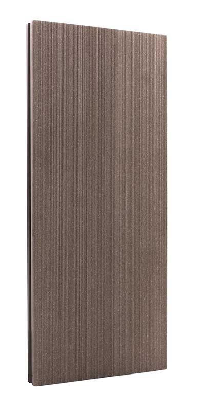 Террасная доска массив ДПК Twinson massive, цвет 503