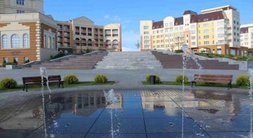 Терраса для загородного отеля Radisson Zavidovo